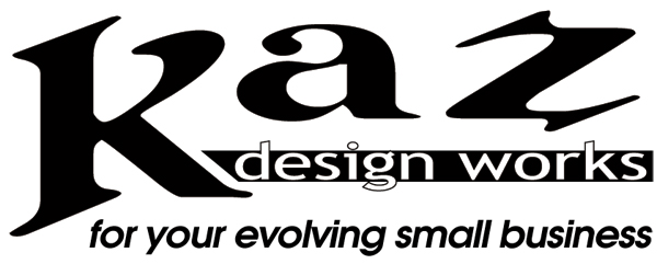Kaz Design Works - Graphic & Website Design
