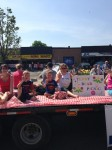Power of HOPE's Teddy Bear Picnic float
