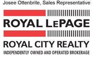 Josee Ottenbrite, Sales Representative, Royal LePage Royal City Realty