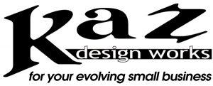Kaz Design Works - Graphic & Website Design
